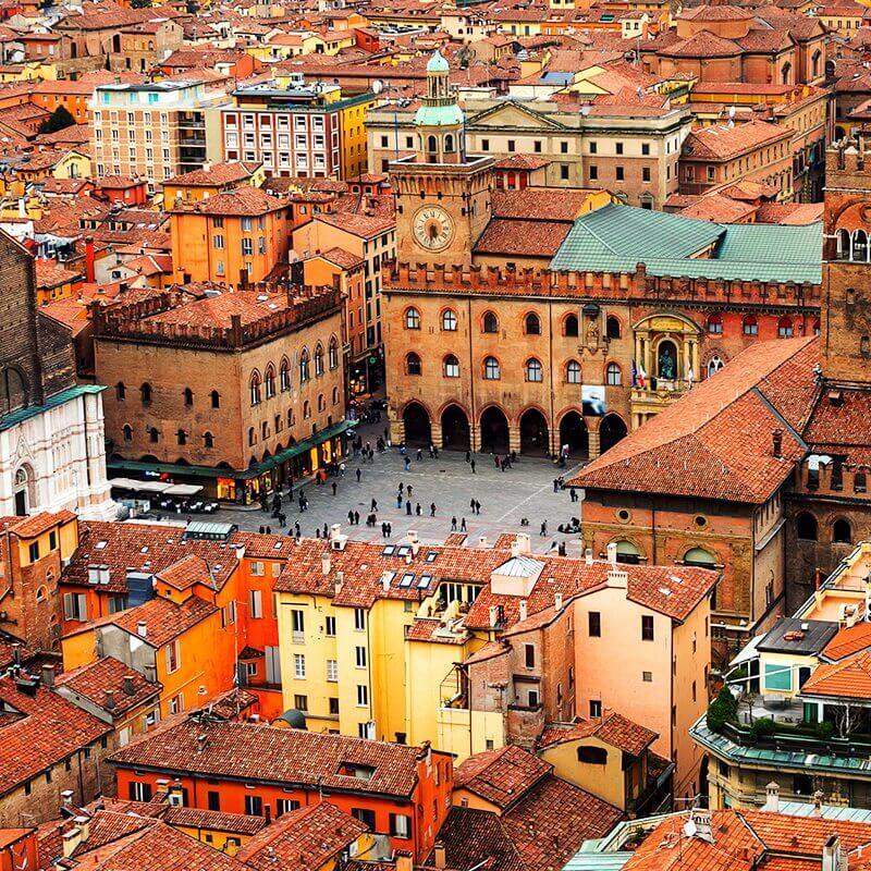 Bologne - Arts et Voyages